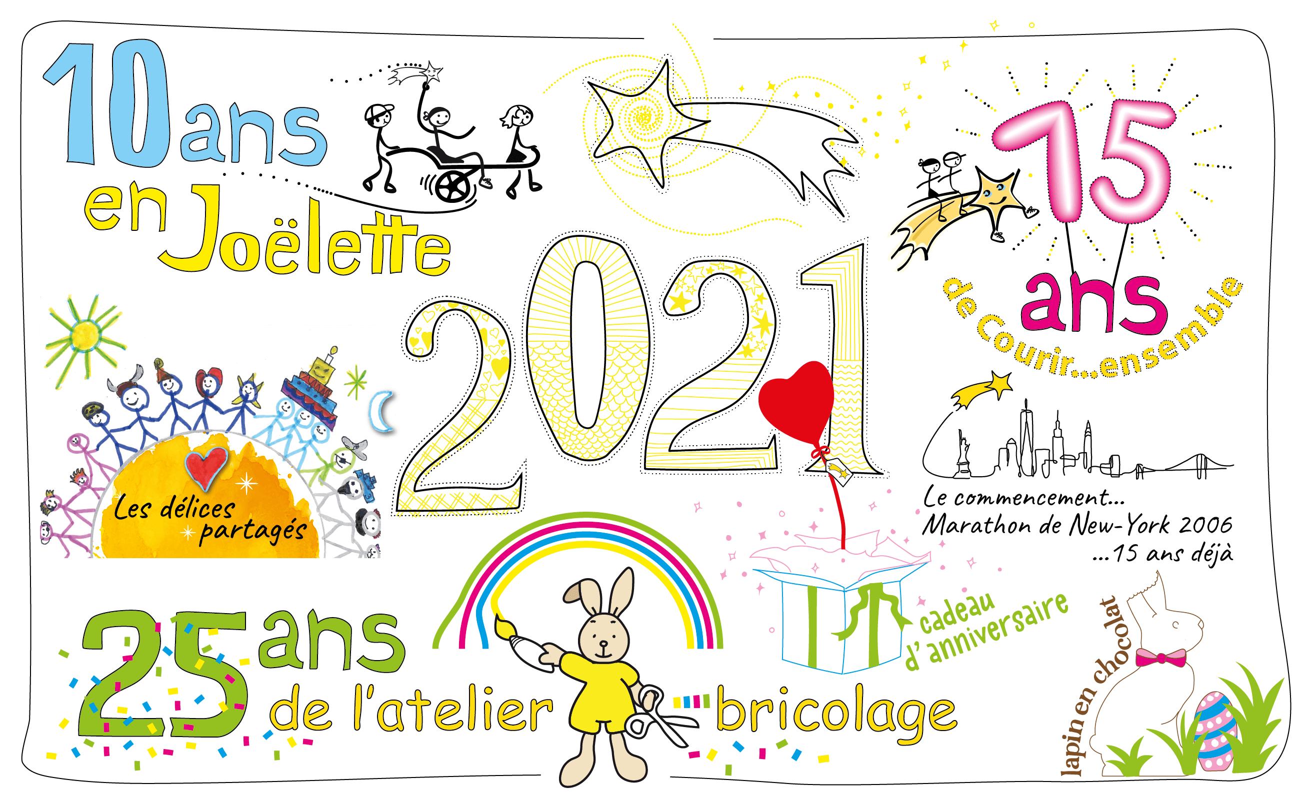 Courir Ensemble 2021